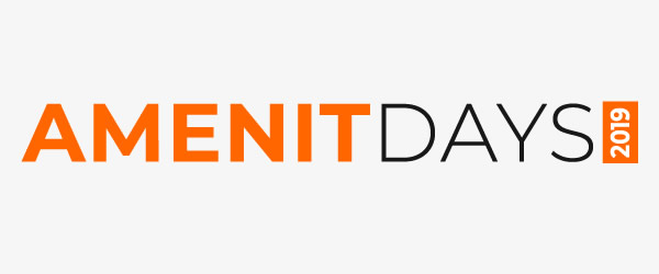 IT konference - Amenit Days 2019