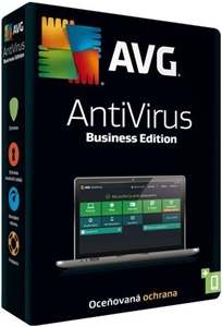 Obrázek AVG Anti-Virus Business Edition, licence pro nového uživatele ve školství, počet licencí 15, platnost 1 rok