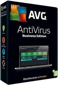 Obrázek AVG Anti-Virus Business Edition, licence pro nového uživatele ve školství, počet licencí 2, platnost 3 roky