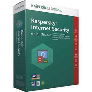 Obrázek Kaspersky Internet Security 2019 Multi-Device, licence pro nového uživatele, počet licencí 4, platnost 1 rok