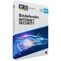 Obrázek Bitdefender Internet Security 2021, licence pro nového uživatele, platnost 1 rok, počet licencí 1
