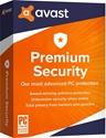 Obrázek Avast Premium Security 2020, obnovení licence, platnost 1 rok, počet licencí 1